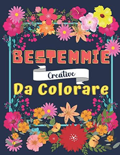 Bestemmie Creative da Colorare: Il libro da Regalare a Adulti Goliardici Miscredenti - 50 pagine di Pattern Geometrici e Mandala con Singolari e Buffe ... e Ansia Senza Rovinare i Rapporti Sociali