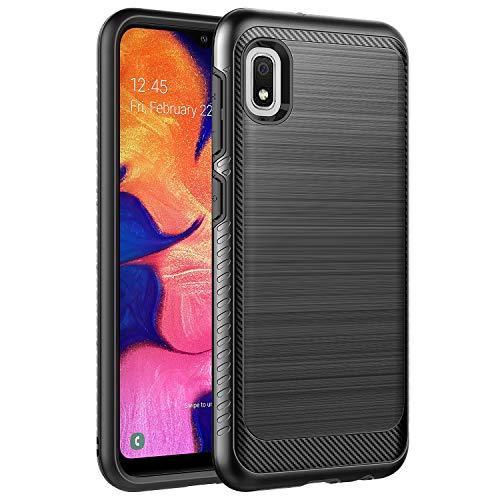 Samsung Galaxy A10e Hybrid Dual Layer Case by MAIKEZI
