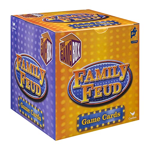 Family Feud Trivia Box Card G