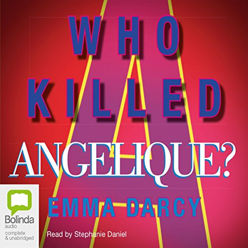 Who Killed Angelique? audiobook cover art