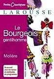Le Bourgeois gentilhomme (Petits Classiques Larousse t. 6) - Format Kindle - 9782035855817 - 2,49 €