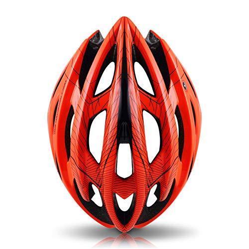 GSDJU Casco de Bicicleta de montaña de Carretera Profesional con Gafas Casco...