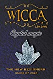 Wicca Crystal Magic : The New Book of 2020, a Beginner's Guide for Wiccan or Other Practitioner of Witchcraft With Simple Crystal and Stone Spells, an Easy Starter Kit.