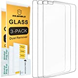 [3-Pack]-Mr.Shield for ZTE Axon Pro [Will NOT for Axon 7] [Tempered Glass] Screen Protector with Lifetime Replacement