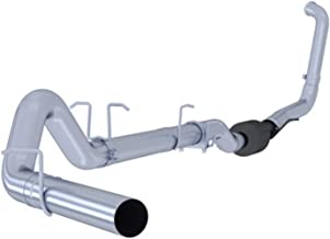 MBRP S6212PLM Turbo Back Single Side Off-Road Exhaust System