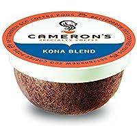 12-Count Cameron's Coffee Single Serve Pods, Kona Blend