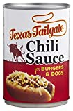 Texas Tailgate Chili Sauce - Mild - 1 case of 12 - 10 oz cans