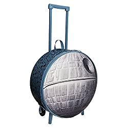Death Star Rolling Luggage