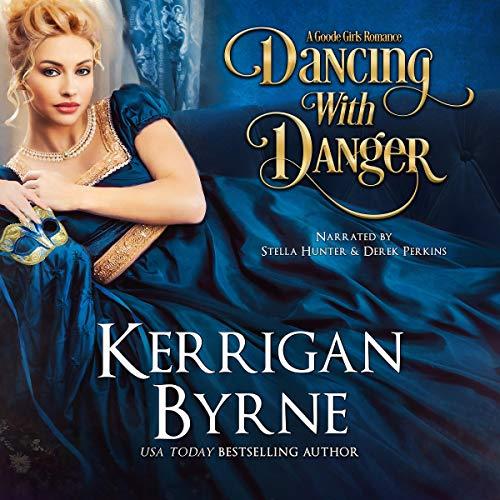 Page de couverture de Dancing with Danger