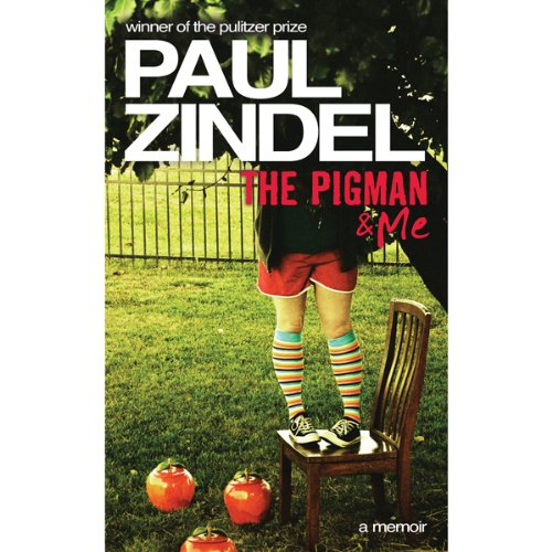 The Pigman & Me                   By:                                                                                                                                 Paul Zindel                               Narrated by:                                                                                                                                 Jeff Woodman                      Length: 3 hrs and 18 mins     6 ratings     Overall 4.7