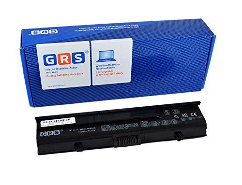 GRS Batterie UM230 pour Dell XPS M 1330, remplacé: PU556, PU563, UM230,CR036, 312-0566, WR053, TT485, 312-0567, 0WR053, Laptop Batterie 4400mAh/49Wh