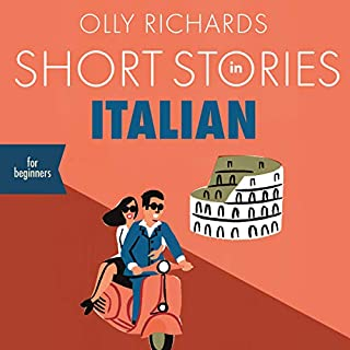 Couverture de Short Stories in Italian for Beginners