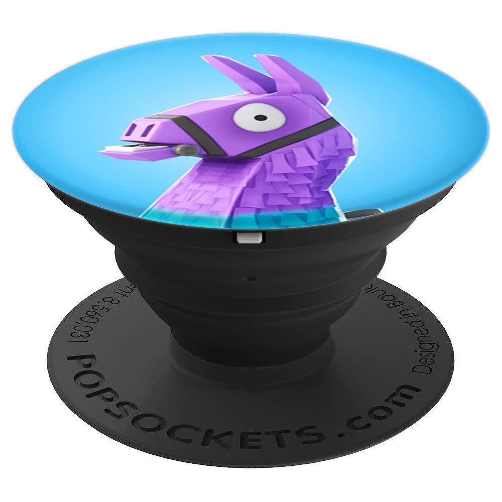 Fortnite Llama PopSockets Soporte para Smartphones y Tablets - PopSockets Grip y Soporte para Teléfonos y Tablets: Amazon.es: Electrónica