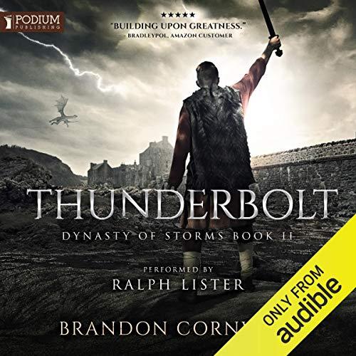 Couverture de Thunderbolt