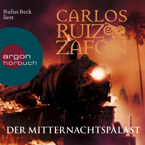 Der Mitternachtspalast audiobook cover art