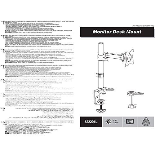 SAVONGA – 522201L Monitor Halterung (13″ bis 30″) - 7