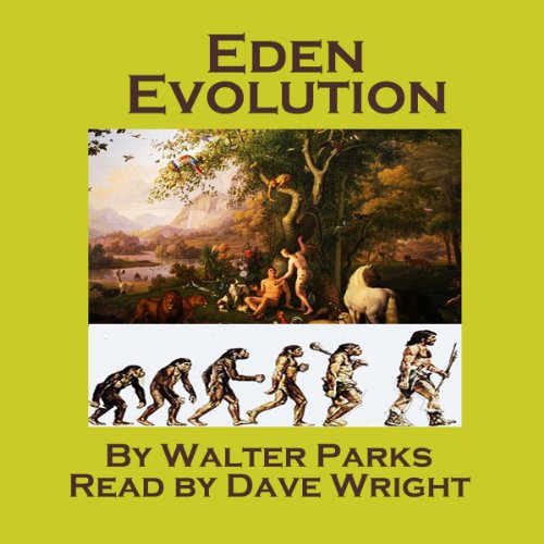 Eden Evolution cover art