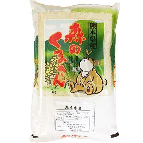 森のくまさん 白米 5kg 一等米 熊本県産