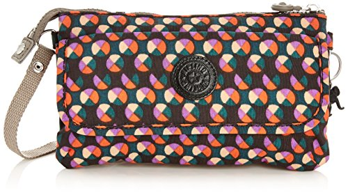 Kipling Vecka Bg - Trousses à Maquillage Mode Femme - Multicolore (Party Dot Pr Bg)