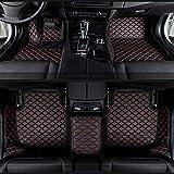 RASOME tappetini Auto per BMW e30 e36 e36 e36 e60 e60 e90 f10 f30 x1 x3 x4 x5 x6 1/2/3/4/5/6/6/7 Accessori Auto Styling tappetini Personalizzati