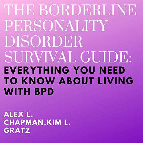 The Borderline Personality Disorder Survival Guide cover art