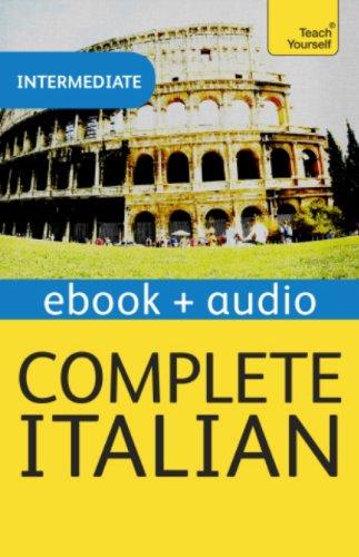 Complete Italian (Learn Italian with Teach Yourself): Enhanced eBook: New edition (Teach Yourself Audio eBooks) (English Edition)