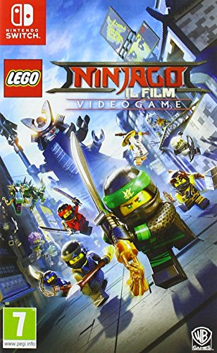 Switch Lego Ninjago Il Film Videogame - Nintendo Switch
