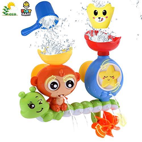 GOODLOGO Bath Toys for Toddlers Kids Babies 2 3 4...