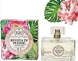 Nesti Dante Eau de Parfum Profumo Love & Care Regina di Peonie, 100 ml