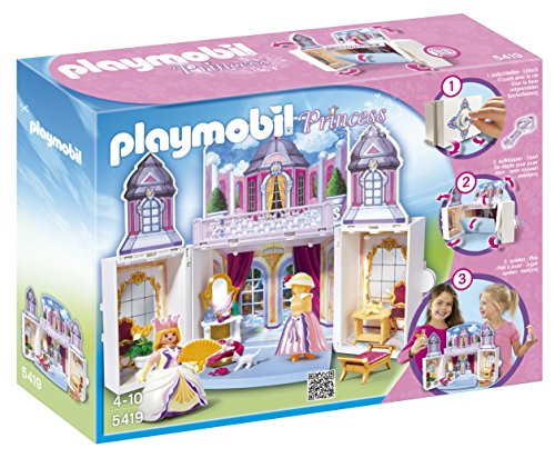 PLAYMOBIL Princesas: Cofre Castillo
