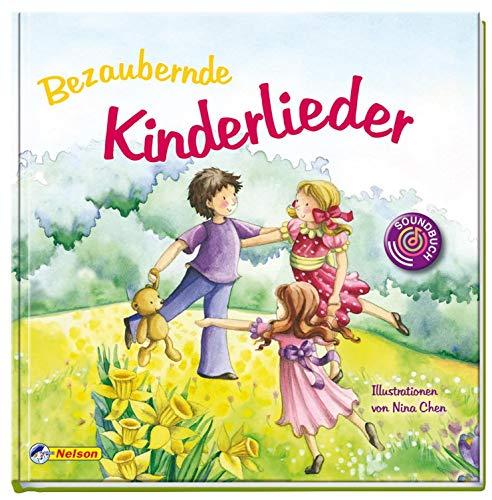 Bezaubernde Kinderlieder: Soundbuch