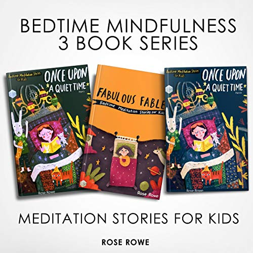 Bedtime Mindfulness: 3 Book Series cover art