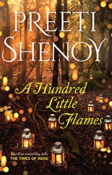 A Hundred Little Flames by [Preeti Shenoy]