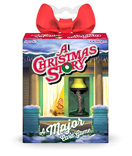 Funko Games: A Christmas Story - A Major Card Game
