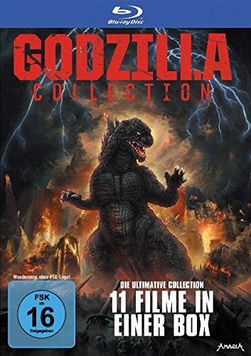 Godzilla Collection [Blu-ray]