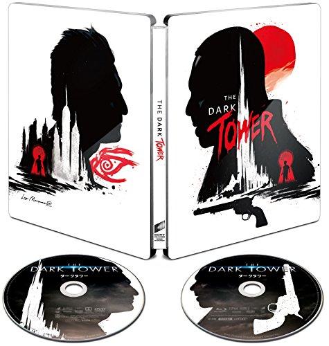 【Amazon.co.jp先行販売】ダークタワー スチールブック仕様 (初回生産限定) [Steelbook] [Blu-ray]