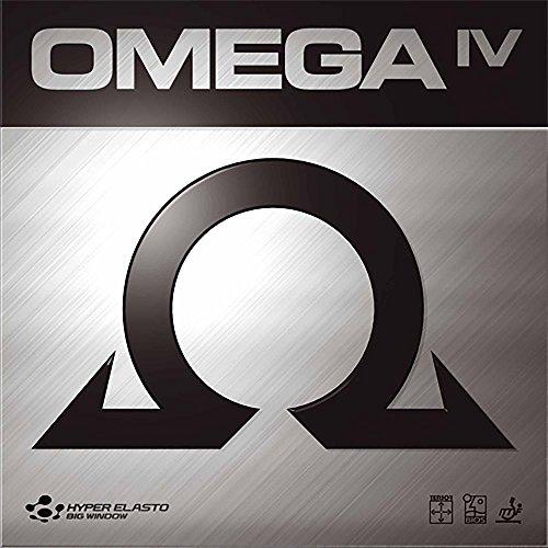 Xiom Tischtennisbelag Omega IV Pro rot 2,0 mm