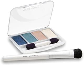 CoverGirl Exact Eyelights Eye Brightening Shadow, Radiant Blues 710, 0.19 Ounce Pan