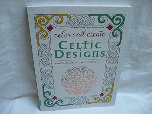 Color & Create Celtic Designs