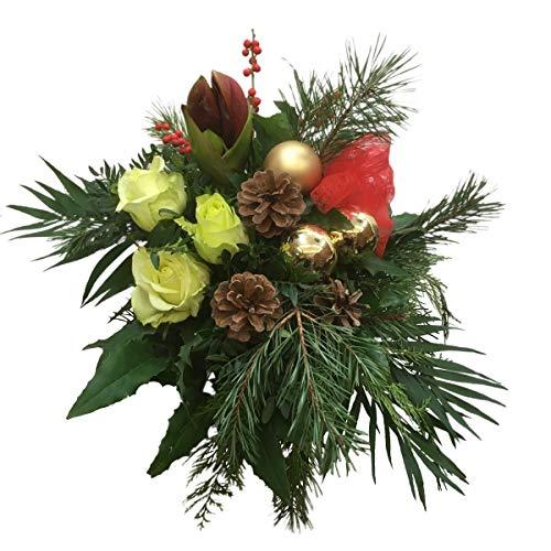 Blumenstrauß -Weihnachtsglück- Blumenversand