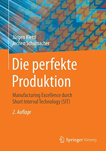 Die perfekte Produktion: Manufacturing Excellence durch Short Interval Technology (SIT)