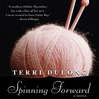 Spinning Forward audiobook cover art