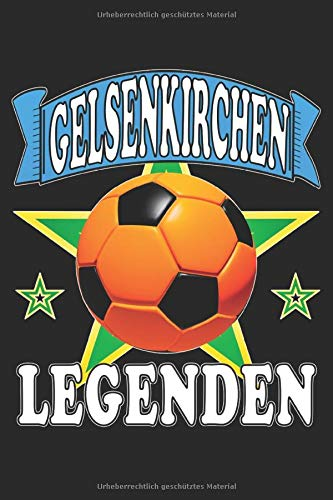 Fussball Gelsenkirchen LEGENDEN
