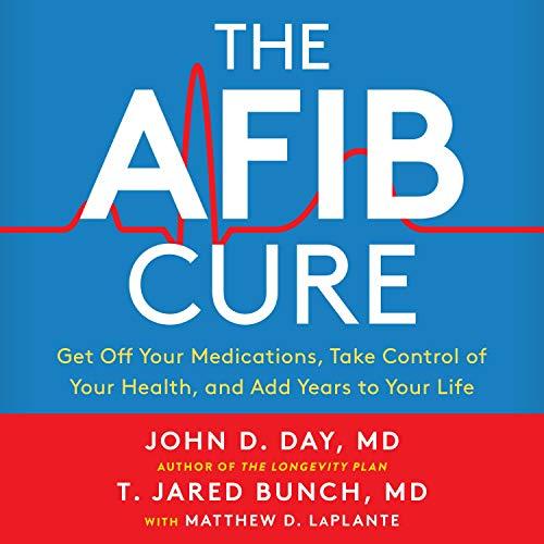 『The A-Fib Cure』のカバーアート