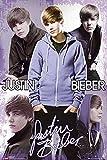 Bieber, Justin - Collage - Musikposter Justin Bieber -