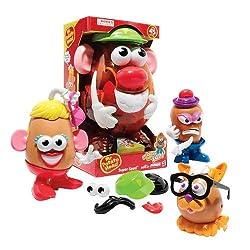 Mr potato head and friends