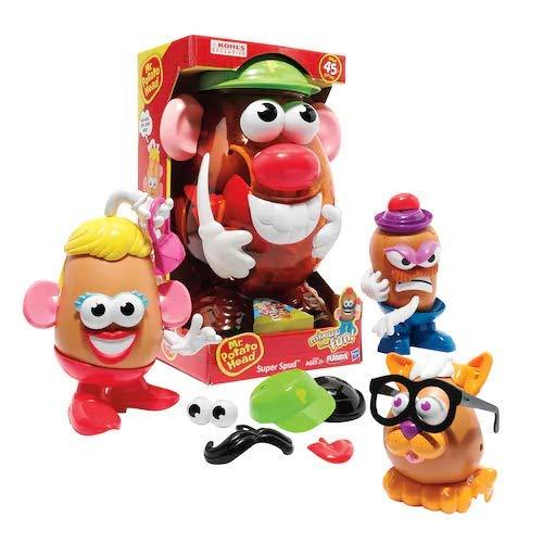 Playskool Mr. Potato Head Super Spud(US Version imported by uShopMall U.S.A.)