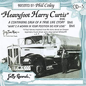 Heavyfoot Harry Curtis