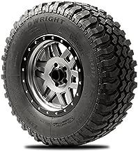 TreadWright CLAW II M/T Tire - Remold USA - LT315/70R17D Premiere Tread Wear (40,000 miles)