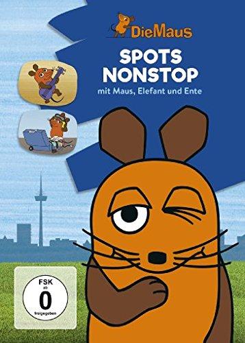Die Maus 12 - Spots nonstop mit Maus, Elefant und Ente